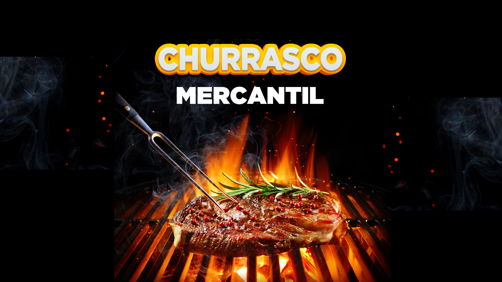 CHURRASCO MERCANTIL - mobile