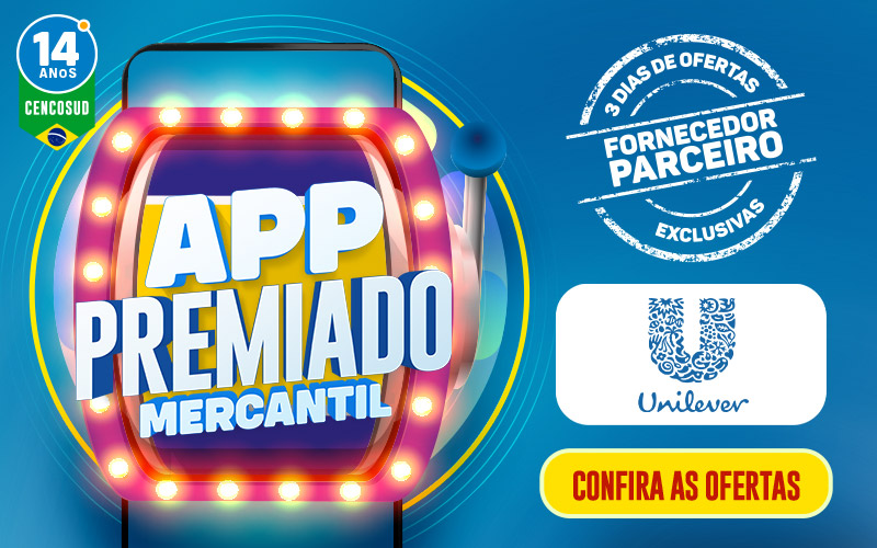 Banners Unilever - Cencosud Day - mobile